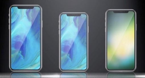 Apple готовит 3 новых iPhone