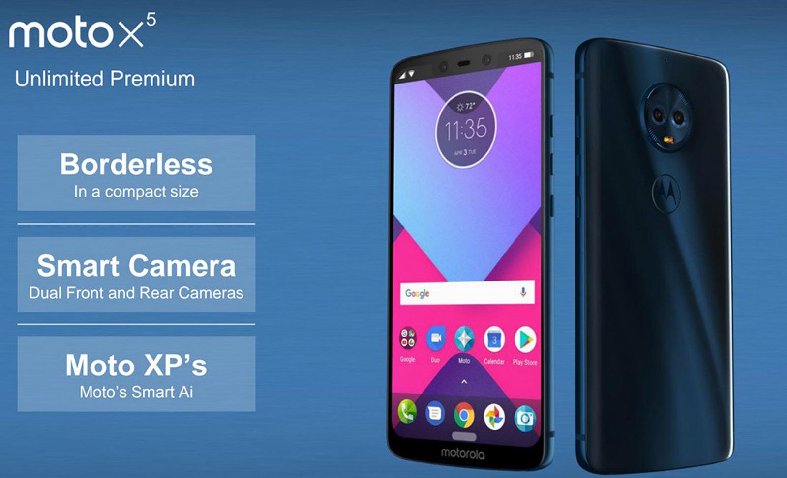 Рассекречены 6 новых смартфонов Moto
