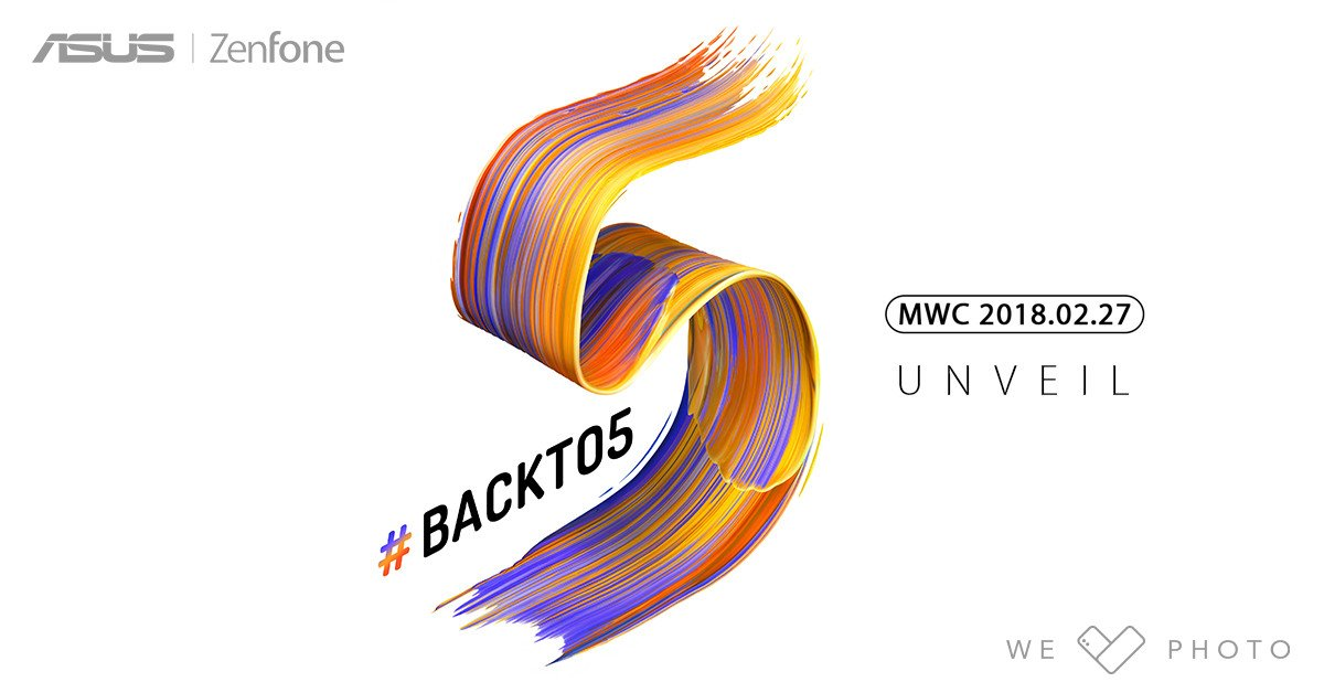 Zenfone 5 покажется на MWC 2018
