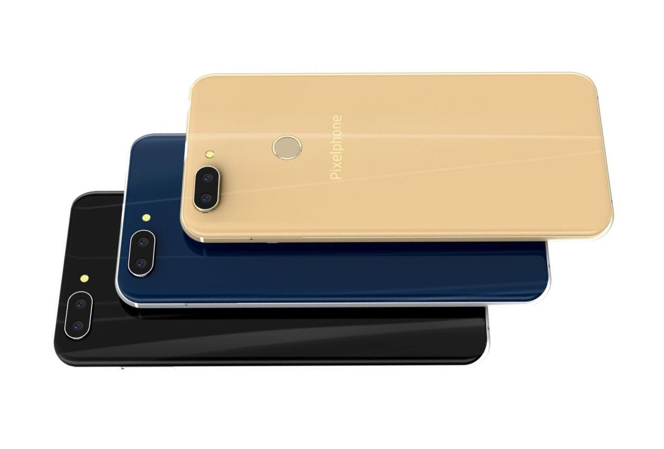 M1 от Pixelphone — дебют российского смартфона