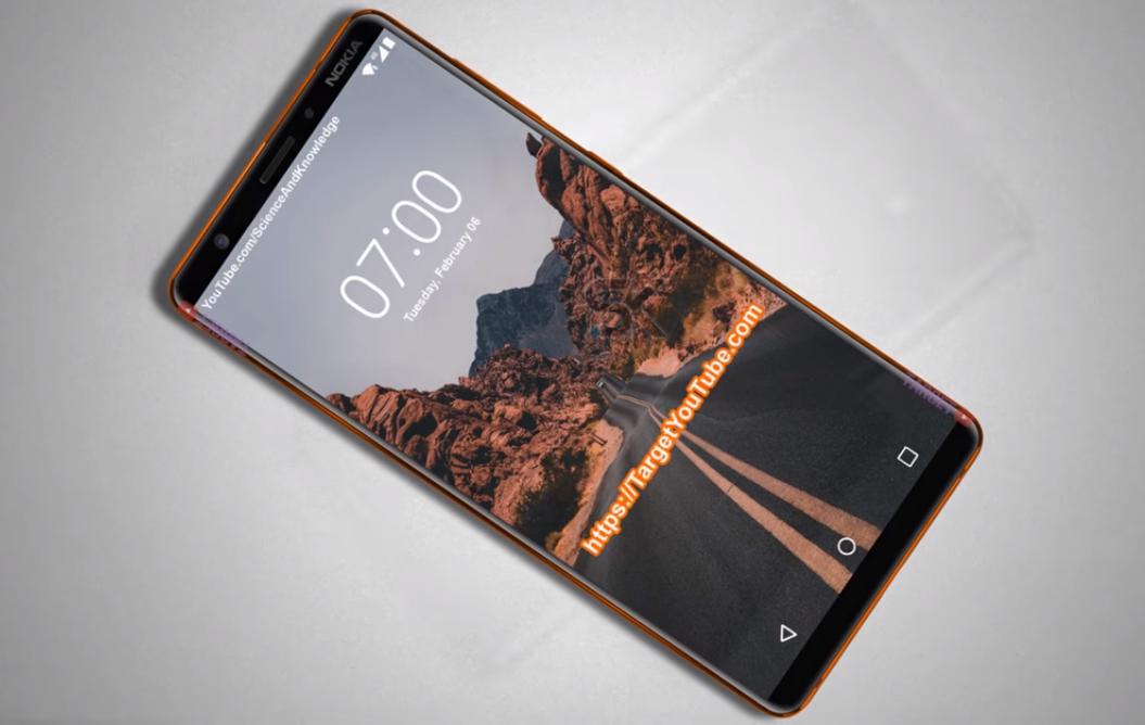 Раскрылись характеристики Nokia 7 Plus
