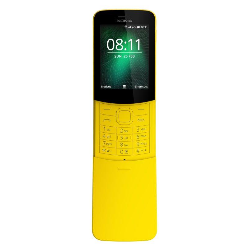 Телефон-«банан» вернулся! | MWC 2018