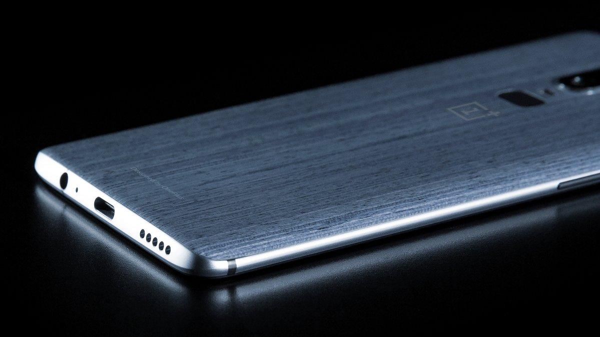 OnePlus 6 всё-таки является «чёлкофоном»