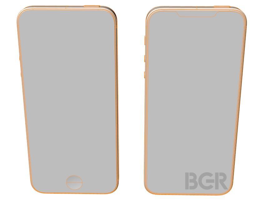 iPhone SE 2 будет «чёлкофоном»