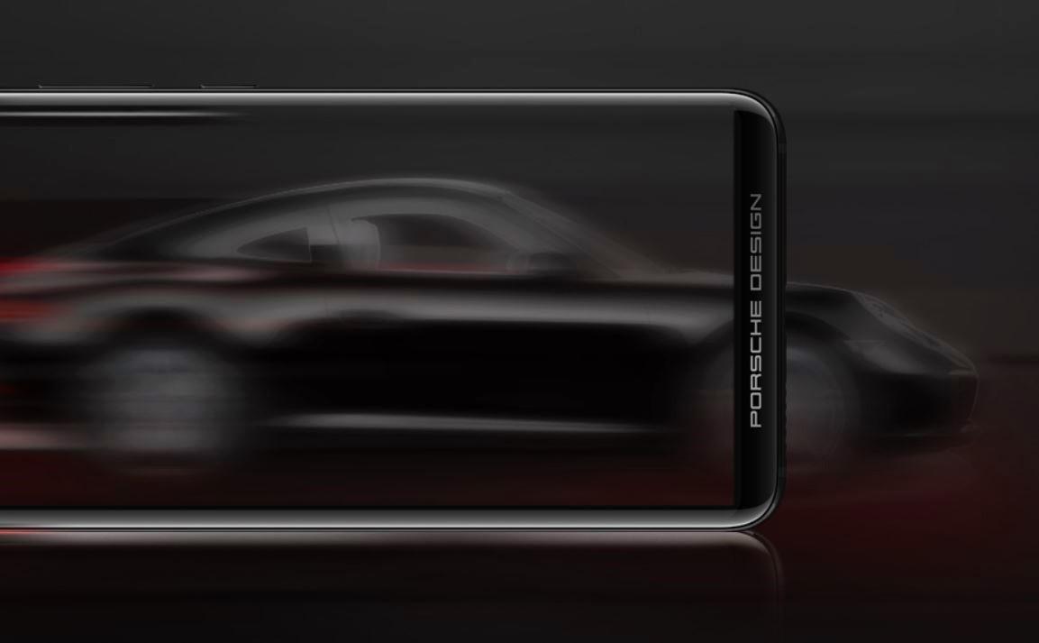 Mate RS — смартфон с 2 дактилоскопами и 4 камерами