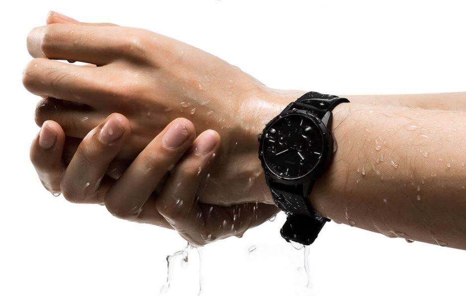 Watch 9 от Lenovo — гибридные часы