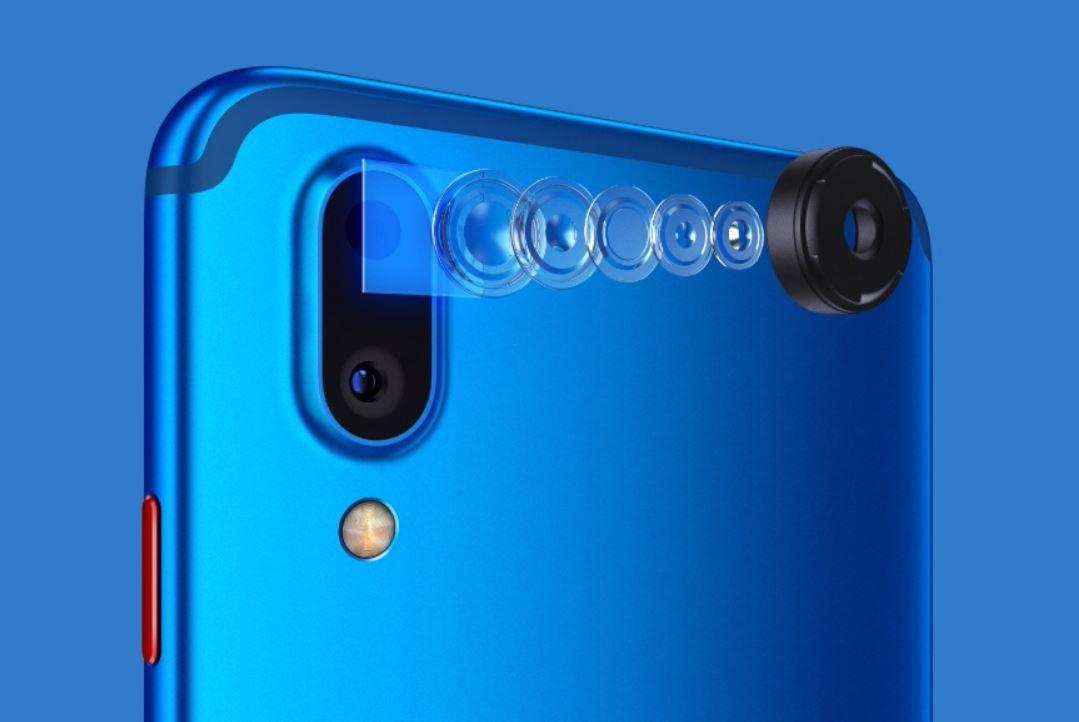 E3 от Meizu — камерофон с дактилоскопом на боку
