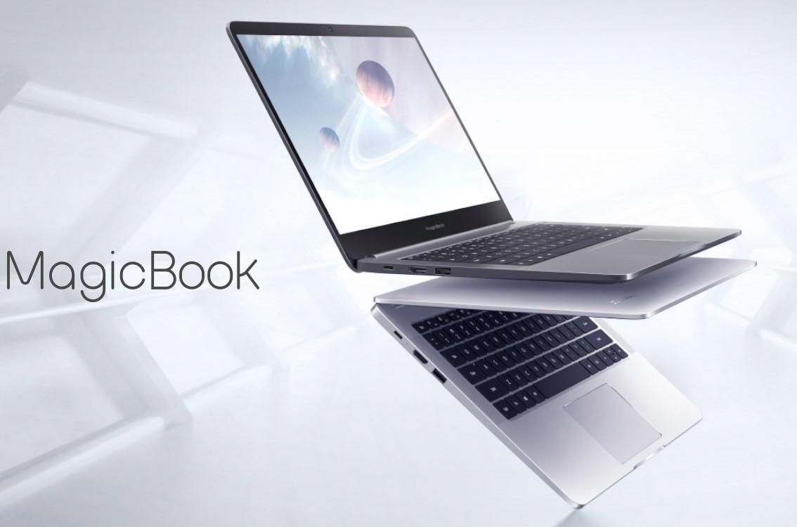 Honor MagicBook — дебютный ультрабук бренда