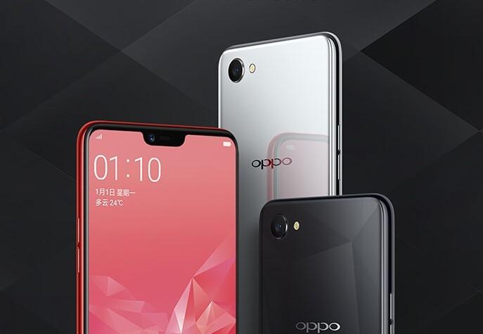 A3 от Oppo — полноэкранный «середнячок»
