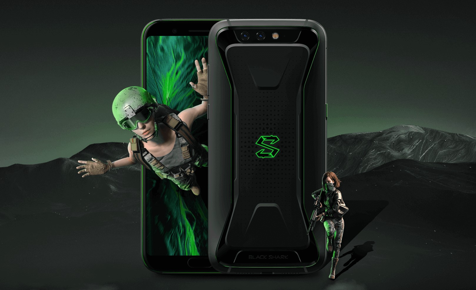 Xiaomi презентовала геймерский смартфон