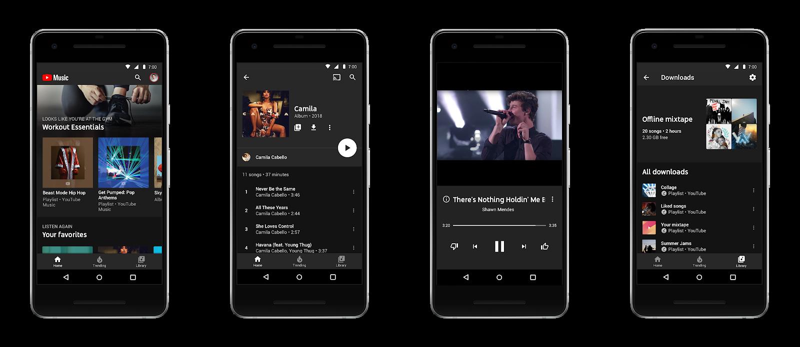 YouTube Music доберется и в Россию
