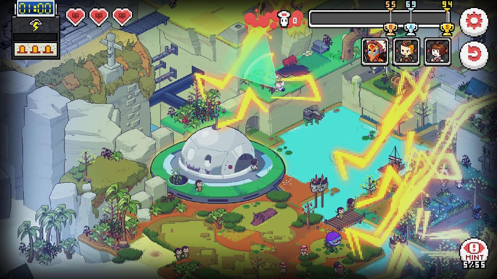 Игра Death Coming уже на Android