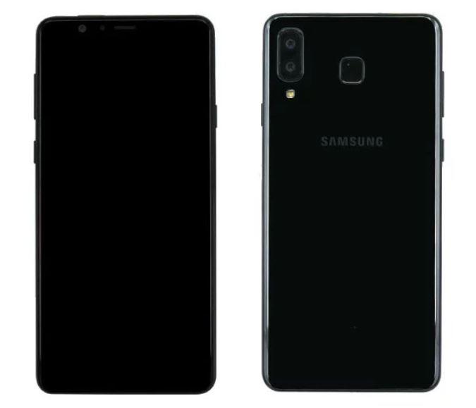 Galaxy S9 Mini впервые в ролике