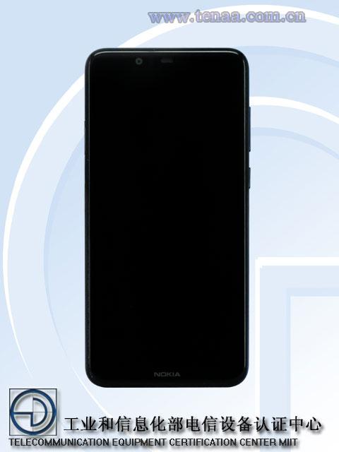 Рассекречены многие параметры Nokia 5.1 Plus