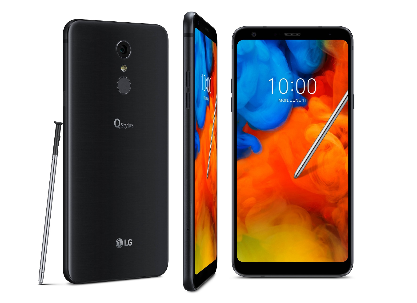 LG анонсировала 3 смартфона со стилусами
