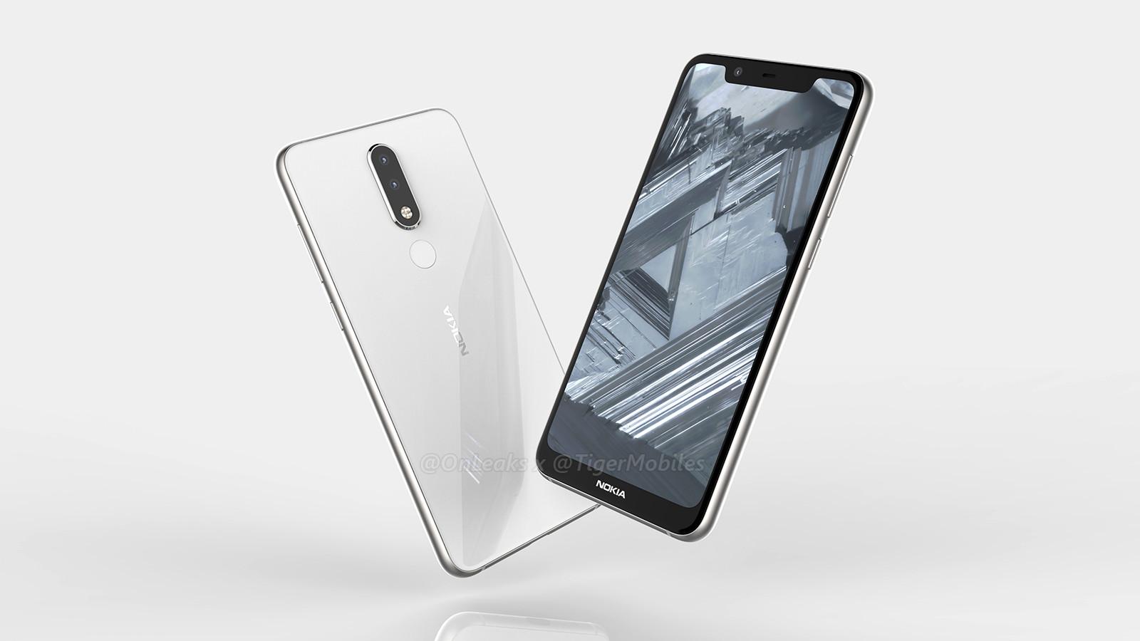 Nokia 5.1 Plus показался в мини-клипе