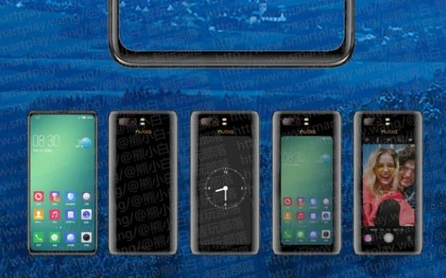ZTE задумала смартфон без селфи-камеры