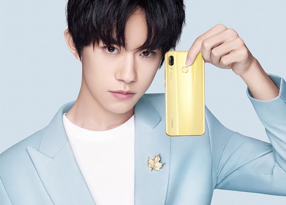 Huawei анонсировала «камерофон» Nova 3
