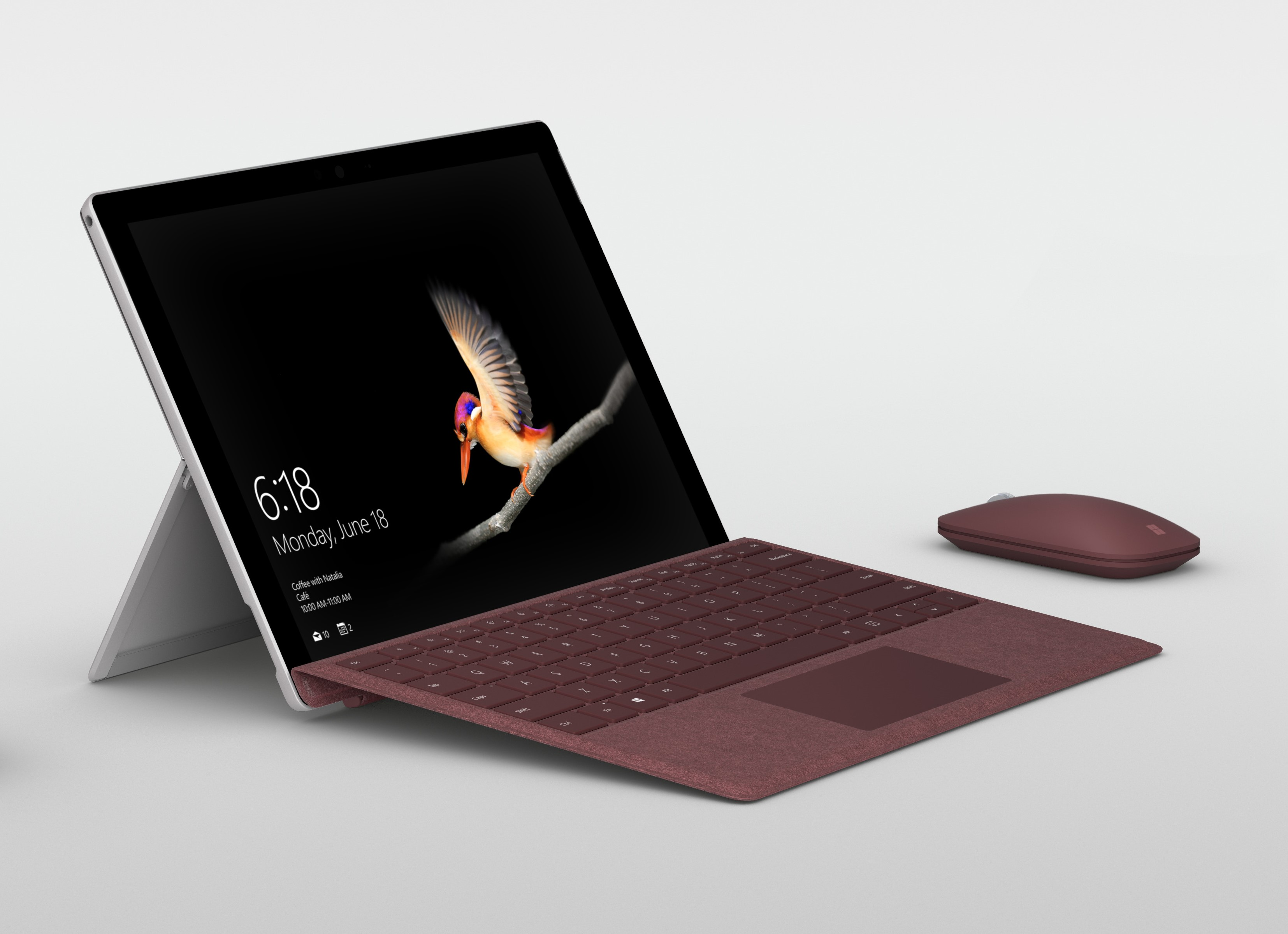 Surface Go — самый доступный планшет Microsoft
