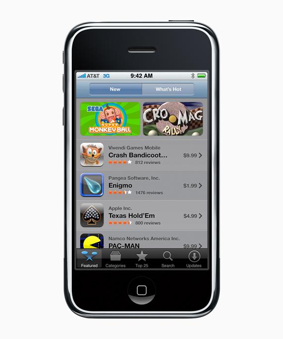 10 познавательных фактов об App Store
