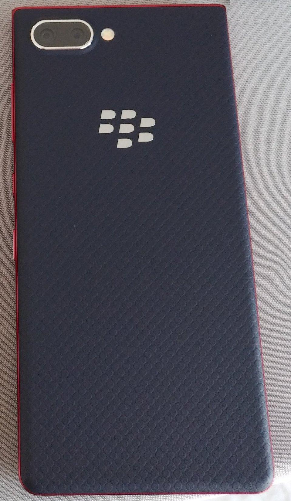 KEY2 от BlackBerry получит Lite-версию