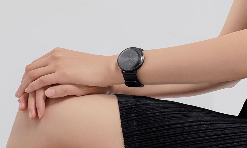 Mijia Quartz Watch от Xiaomi — гибридные смарт-часы