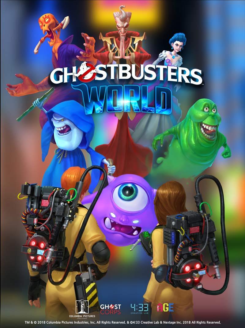 Фильмы Ghostbusters станут AR-игрой