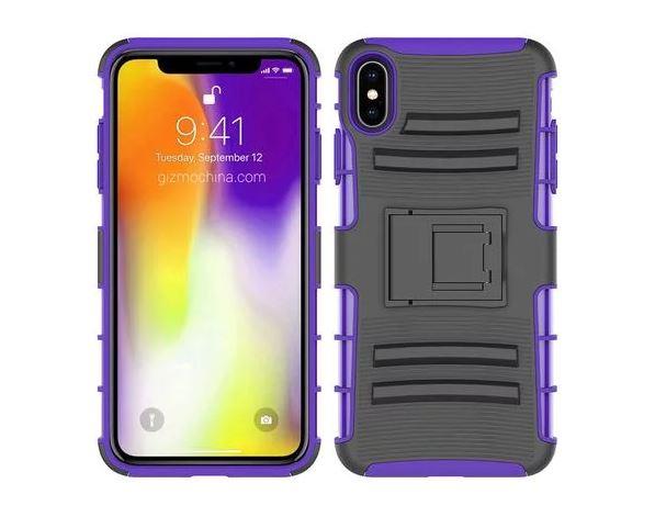 Самый большой iPhone в защитном чехле