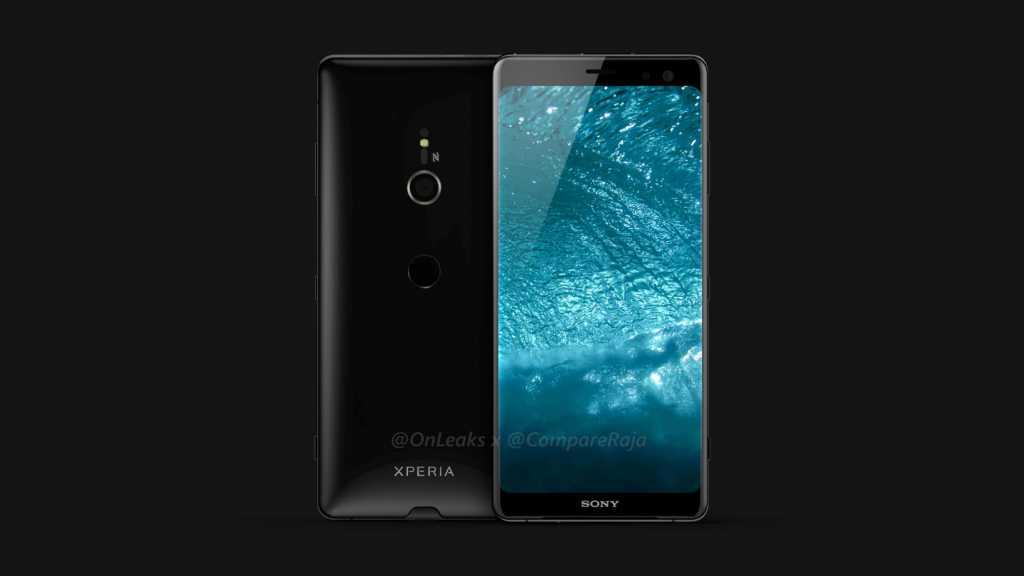 Xperia XZ3 обойдется без двойной камеры