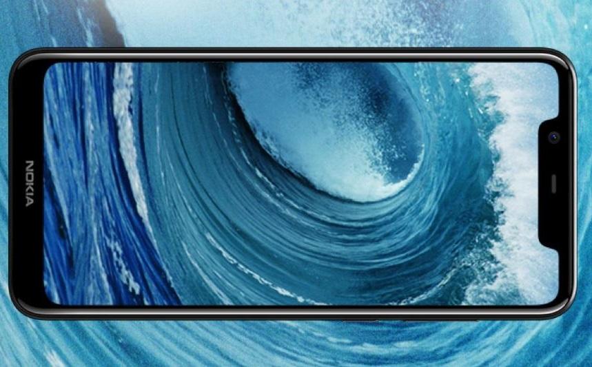 Nokia X5 — «челкофон» с двойной камерой