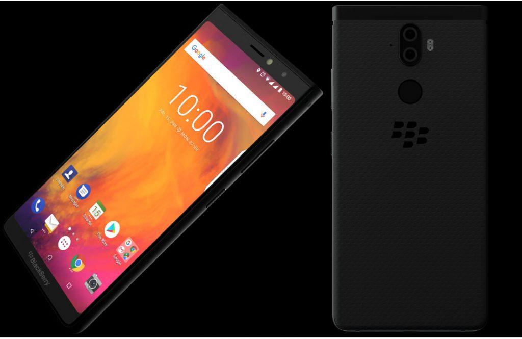 Evolve и Evolve X от BlackBerry — обычные «долгожители»