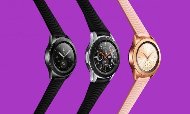 Galaxy Watch — свежие смарт-часы на Tizen OS