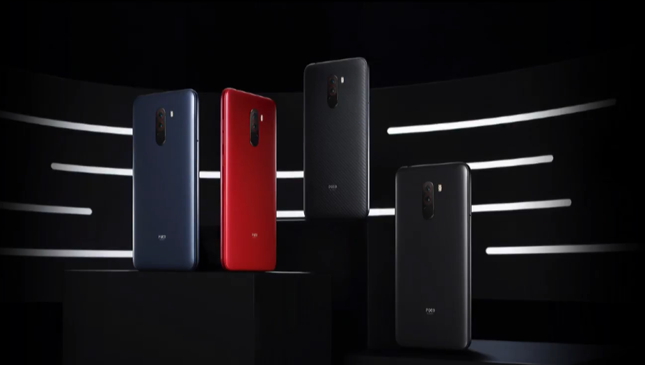 Poco F1 — почти флагман от Xiaomi