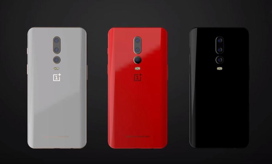 OnePlus 6T может стать таким