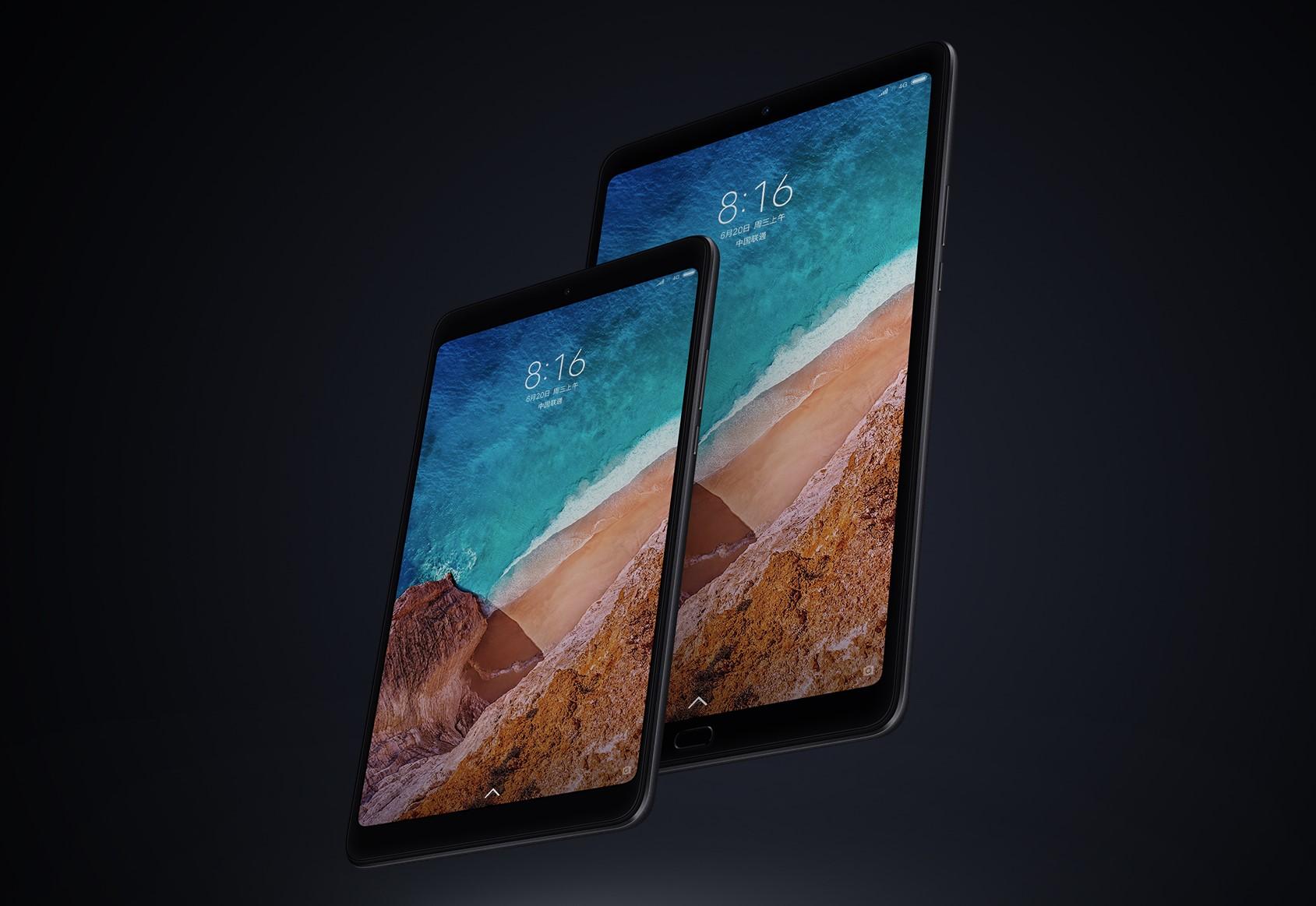 Mi Pad 4 Plus — увеличенный планшет от Xiaomi