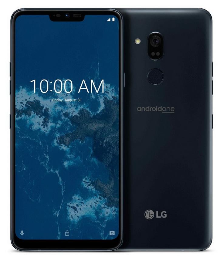 G7 One от LG — ударопрочность и «чистый» Android | IFA 2018