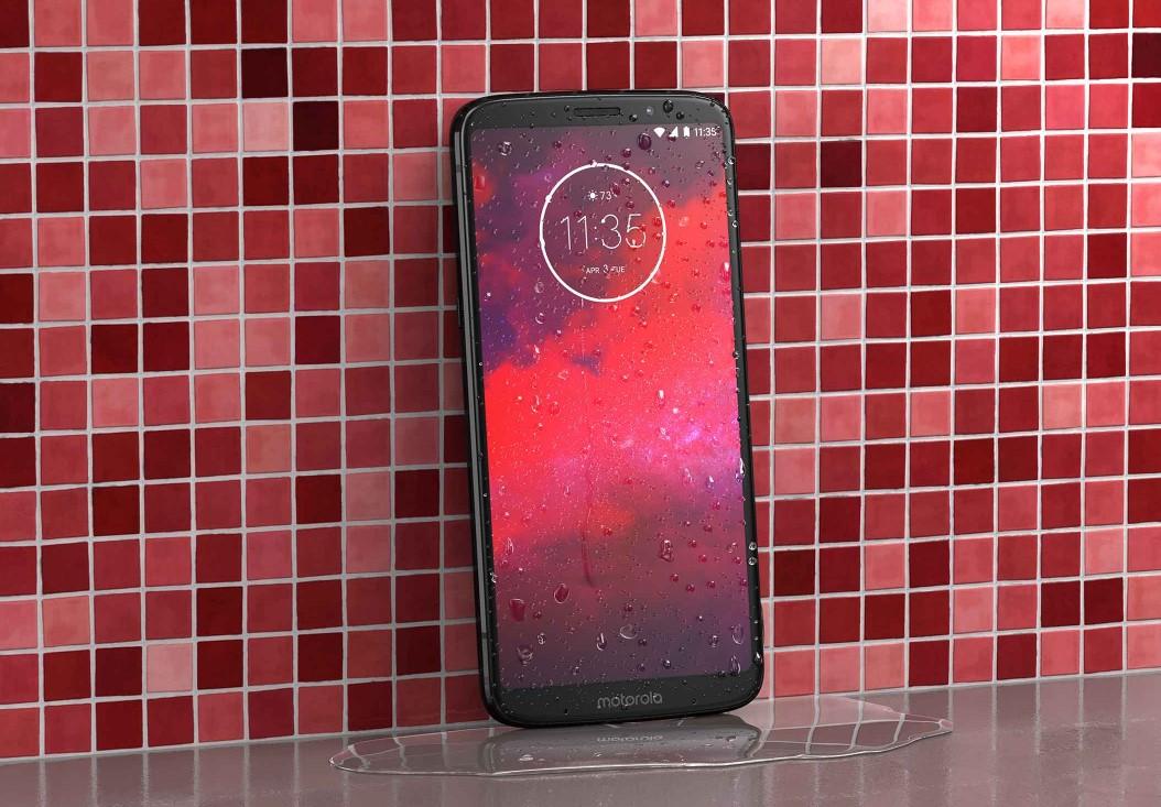 Moto Z3 — первый смартфон, который может в 5G