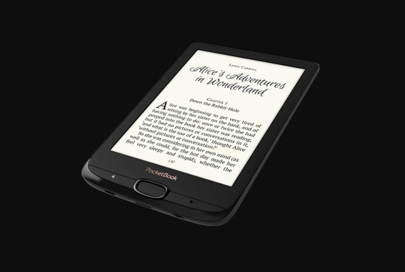 PocketBook 616 — мини-ридер без сенсорного экрана