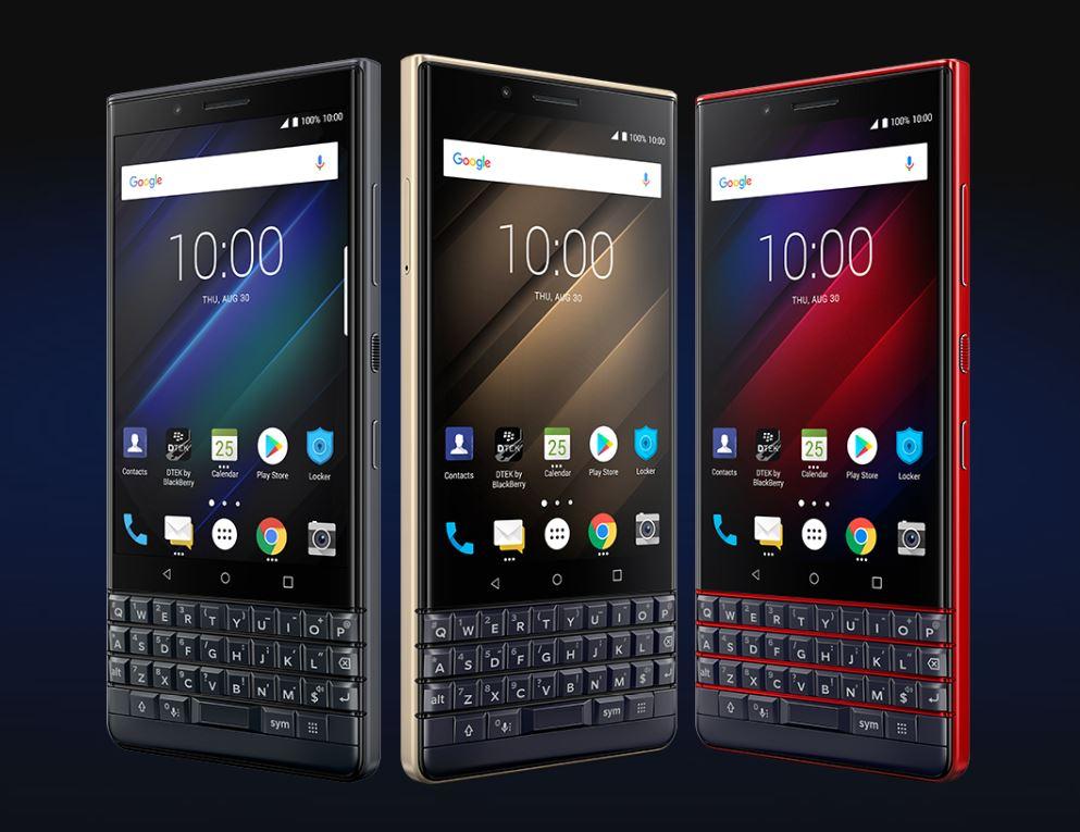 Назад в будущее с QWERTY-смартфоном BlackBerry | IFA 2018