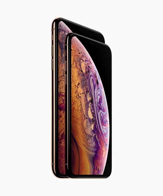 Итого: 3 смартфона и 1 смарт-часы | Apple Keynote 2018