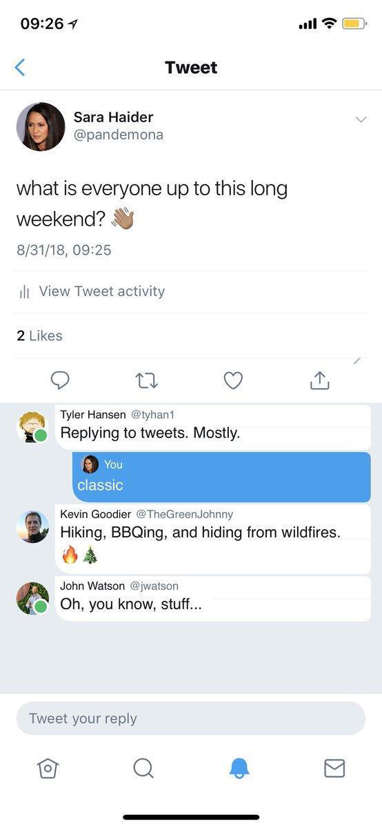 Twitter покажет тех, кто online