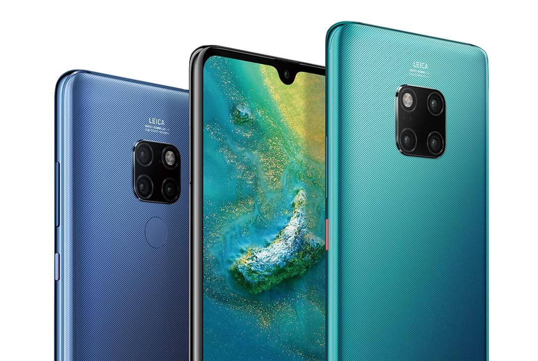Mate 20 и 20 Pro от Huawei официально презентованы