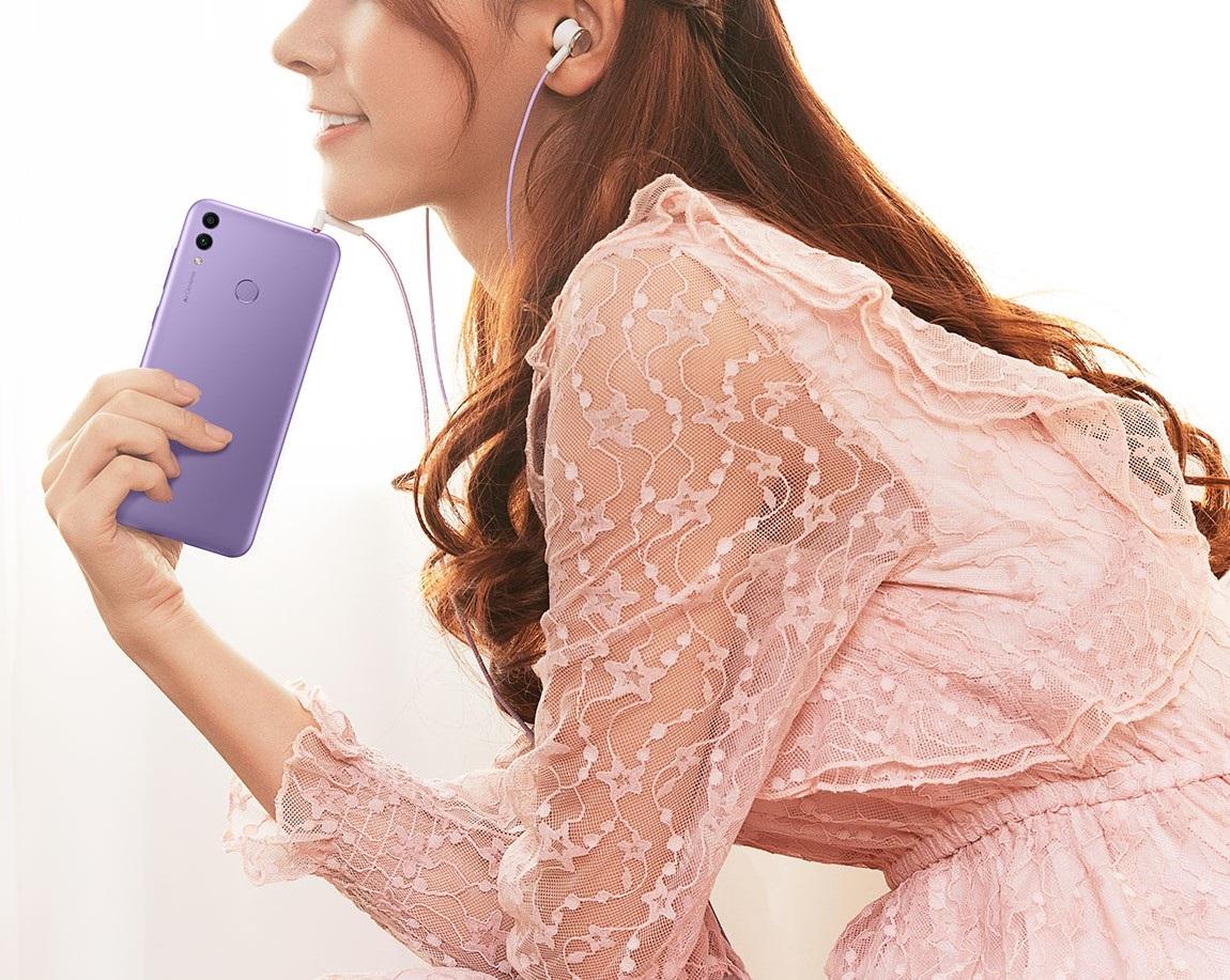 Huawei презентовала «долгожителя» Honor 8C