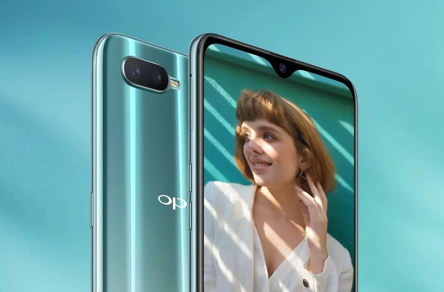 R15x от Oppo — «середнячок» с дактилоскопом в экране