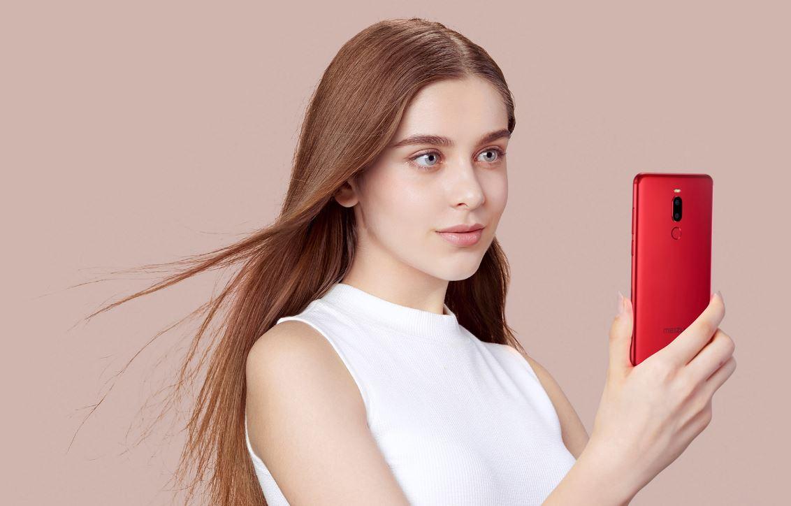 Note 8 от Meizu — фаблет без «моноброви»