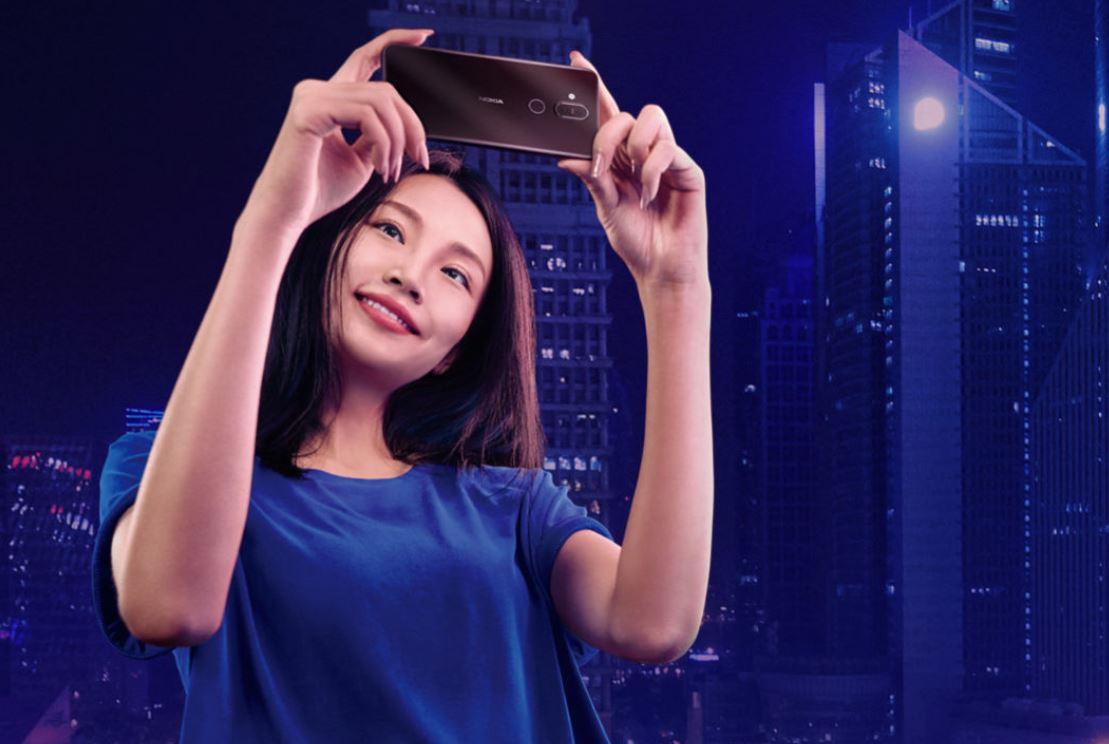 Nokia 8.1 — «середнячок» с камерой Zeiss и чипом Qualcomm