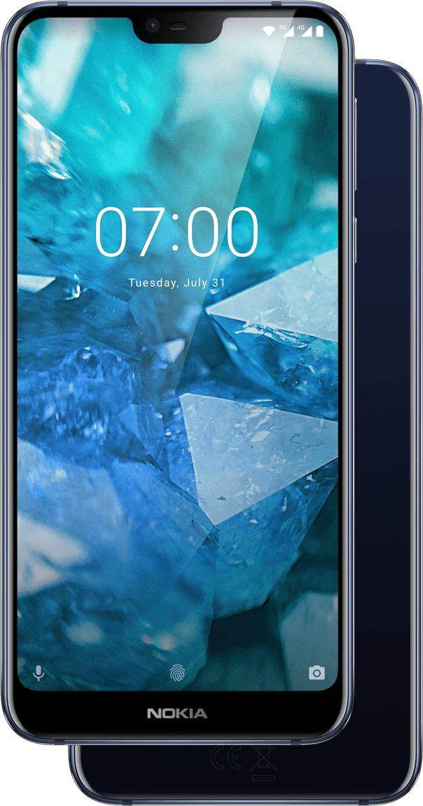Nokia 7.1 — «середнячок» с двойной камерой