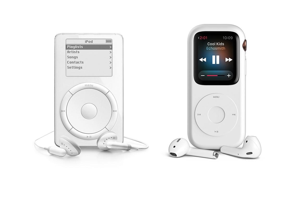 Если бы смарт-часы Apple стали плеером…
