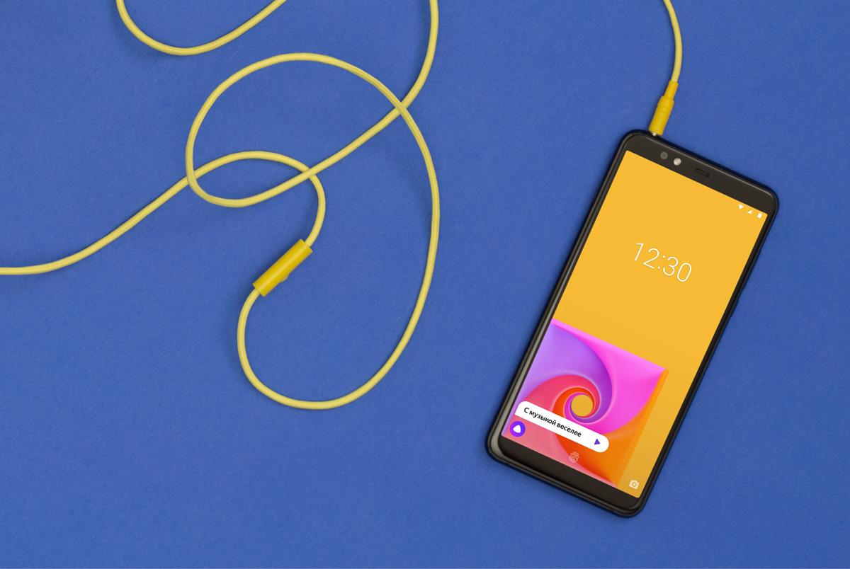 Первый взгляд на «Яндекс.Телефон»   Видеообзор