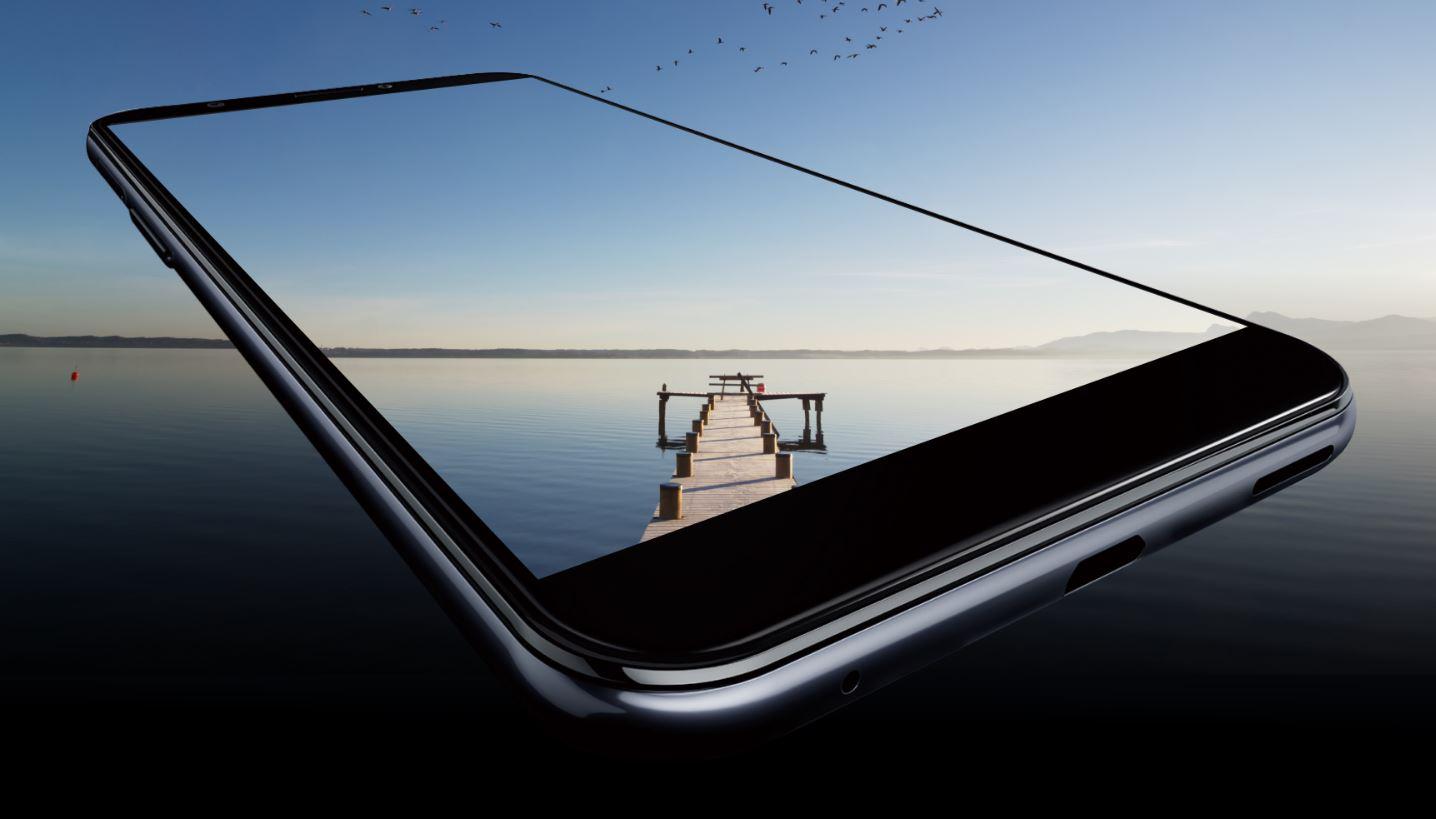 Desire 12s от HTC — смартфон с ассиметричным дизайном